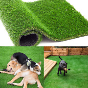 Custom Size Artificial Grass Rug - 9 Ft X 61 Ft, Artificial Turf With Drainage H