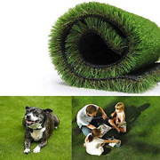 Realistic Thick Artificial Grass Turf - 11ftx77ft847 Square Ft Indoor Outdoor