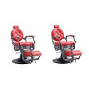 Heavy Duty Barber Chair Menand039s Grooming Barbershop Hydraulic Chair - Vanquish-2 P