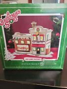 A Christmas Story Leg Lamp Factory Department 56 New