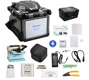 Ry-f600 5.6 Lcd Fusion Splicer With Optical Fiber Cleaver And Automatic Focus F