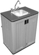 Concession Sinks - Standard Size Electric 1 Compartment With Hot Water For Food