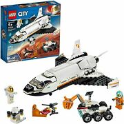 Lego City Space Mars Research Space Shuttle 60226 Kit 273 Pcs New Expedited Ship