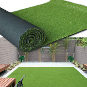 Artificial Grass Turf Area Rug - Grass Height 1.38 - Size 12ftx40ft - Perfect