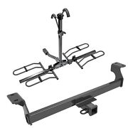 Trailer Tow Hitch For 20-21 Ford Escape Except Hybrid Platform Style 2 Bike Rack