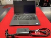 Dell Latitude 7400 With Dell Dock Station