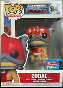 Funko Pop Zodac 94 Master Of The Universe 94 Nycc Fall Exclusive In Hand