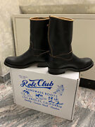 Role Club Engineer Boots Custom Made By Brian The Boot Maker
