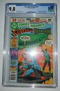 Dc Comics Presents 26 Cgc 9.8 White Pages Newsstand - 1st New Teen Titans 1980