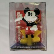 Disney Mickey Mouse With Star Antenna Topper New Sealed