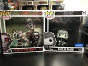 Funko Pop Albums Lot Ac/dc Back In Black 03 And Queen News Of The World 06