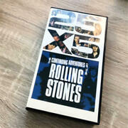25x5the Continuing Adventures Of The Rolling Stones Vhs Operation Not Confirmed