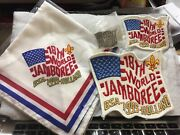 Rt5 Boy Scouts -  Awesome 19th World Jamboree Collector's Set - 8-pieces