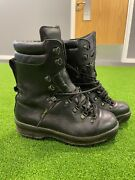 British Army Ecw Boots - Used - Extreme Cold Weather Gore-tex - Size 6l Uk