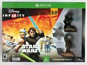 Disney Infinity Star Wars 3.0 Edition Starter Pack Xbox One Sealed