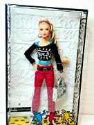 Keith Haring X Barbie Signature Brand New In Box Iconic New York 1980s Artwork