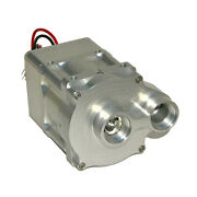 Meziere Intercooler Water Pump 12-volt Brushless Style Wp724