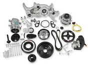Holley Performance 20-200 Mid-mount Lt Accessory Drive System Kit