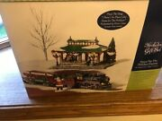 Dept. 56 Snow Village Home For The Holidays Express Special Edition
