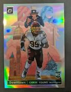 Chase Young 2020 Donruss Optic Downtown Rookie Dt-33