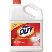 152 Oz Super Iron Out Best On Rust And Stain Remover 4pk Bathroom Softner Laundry