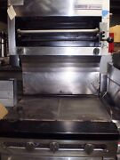 Hussmann Southbend Convection Oven With Charbroiler Range