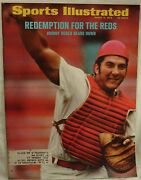 Sports Illustrated March 13 1972 Baseball Johnny Bench