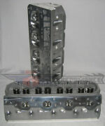 Afr 1510 Ls1 210cc Mongoose Cnc Ported Cylinder Heads Small Bore 66c
