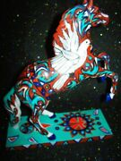 Peacemaker Trail Of Painted Ponies Custom Horse Honorable Mention J.leigh