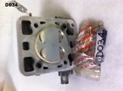 Ducati 748 1995 Cylinder Rear Piston Pin And Clips Genuine Oem Used D034