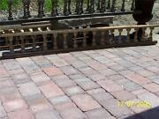 Wow 50and039 Victorian Gingerbread Porch Spandrel Spindle