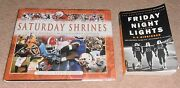 20- Vintage Sports Book Lot Sports Illustrated Coopertown And More