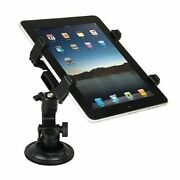 Universal Car Windscreen Suction Mount Holder For Ipad 1 2 3 4 Air 6 -10 Tablet