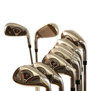 Ladies Petite Lady Golf Clubs Womens Graphite Iron Set Taylor Fit 4and0399 To 5and0394