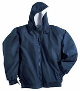 Tri-mountain Menand039s Big And Tall Long Sleeve Jersey Lining Winter Jacket. 3600-tall