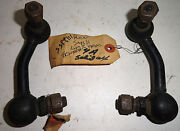 Nos Stanpart Triumph Tr4a Tr250 Early Tr6 Rear Shock Link Arms-left+ Right -new