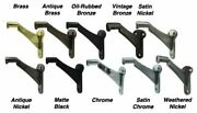 Heavy Duty Handrail Bracket With Screws And Mounting Hardware 3 1/4 Projection