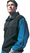 Tri-mountain Menand039s New Big And Tall Polyester Winter Fleece Vest. 8350-tall