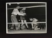 Original Aug 5 1941 The Pittsburgh Kid Movie Billy Conn Boxing Wire Photo