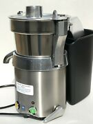 Santos 28 Pro Commercial Fruit And Vegetable Juice Extractor Mj800