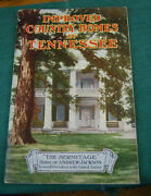 Improved Country Homes In Tennessee 1928 Paperback Pamphlet