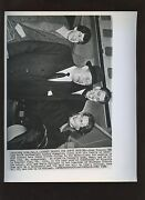 Original Feb 1 1959 Gene Tunney Goes To Sons Wedding Boxing Wire Photo