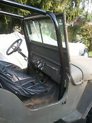 Front Roll Bar Add On Kit Jeep Mb Gpw Willys Roll Cage