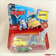 Disney Pixar Cars Chase Guido With Rollers And Tray Luigi With Bucket 171 172
