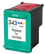 Compatible With Hp 343 Colour Ink Cartridge