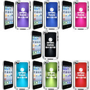 Apple Ipod Touch 4th Generation Case Cover Softball Players Do It Better