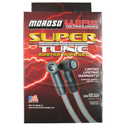 Made In Usa Moroso Super-tune Spark Plug Wires Custom Fit Ignition Wire Set 9506