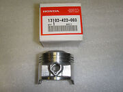 Honda New Cbx 1979-1982 Piston 0.25 Os With Pin And Clips 13102-422-003 Cbx1000