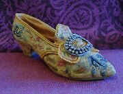 Just The Right Shoe By Raine Afternoon Tea 25016 Signed