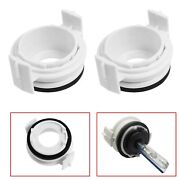 2x H7 Hid Bulbs Holder Adapter Tooffppppppppppp Backup